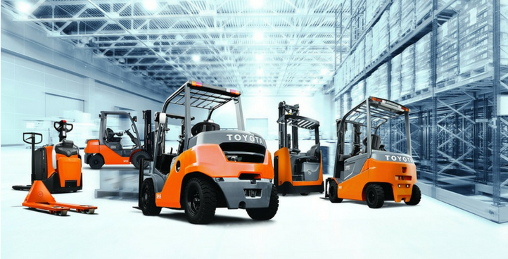 Toyota Material Handling Equipment