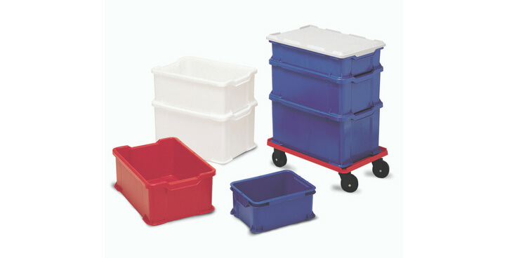 STORAGE BINS, BOXES and TRAYS