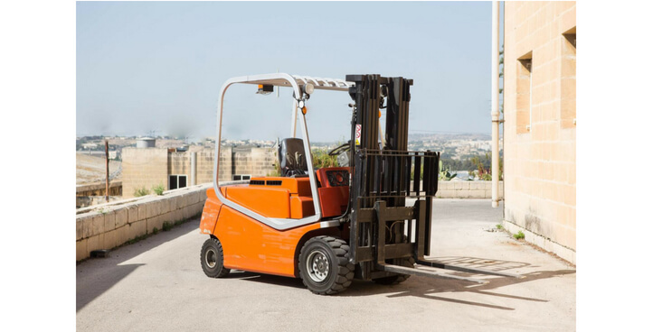 Electric Forklift MODEL C4E350V