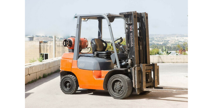 Toyota Fork Lifter - 7FGF30